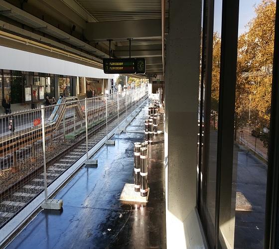 U-Bahnstation Thaliastrasse